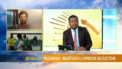 One week to Mozambique's election [The Morning Call]