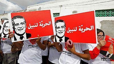 Tunisie : le candidat Karoui réclame un report de la présidentielle
