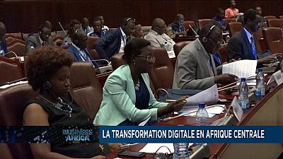 La transformation digitale en Afrique Centrale [Business Africa]