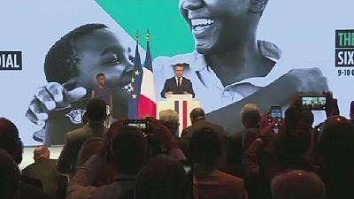 Les dirigeants mondiaux à Lyon pour le sommet du Fonds mondial