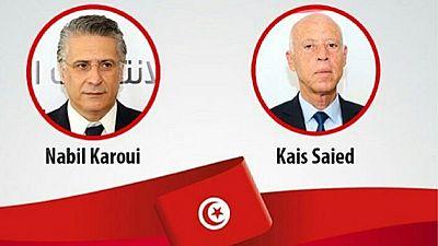 Présidentielle en Tunisie : fin de campagne débridée après la libération de Karoui