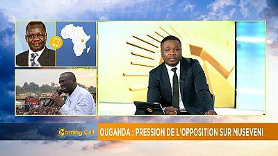 Opposition pressure mounts in Uganda [Morning Call]