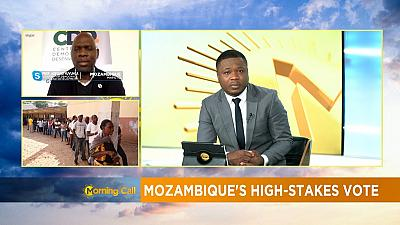 Mozambique police admit murder of poll observer [Morning Call]