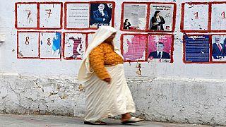 Les Tunisiens élisent leur président contre vents et marées