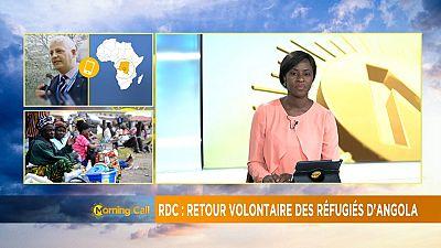 Angola : retour au bercail pour les réfugiés congolais [Morning Call]