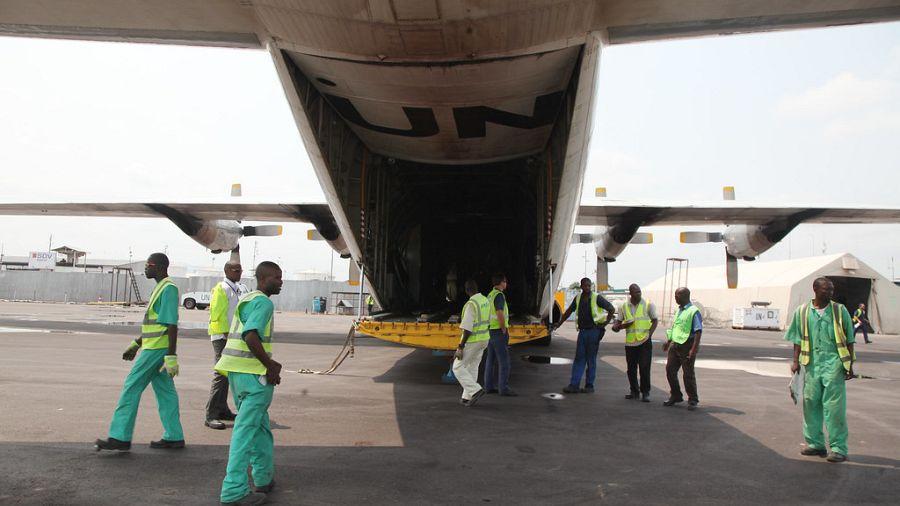 Rdc Un Avion Cargo Officiel Porte Disparu Avec 8 Personnes A Bord Aviation Civile Africanews
