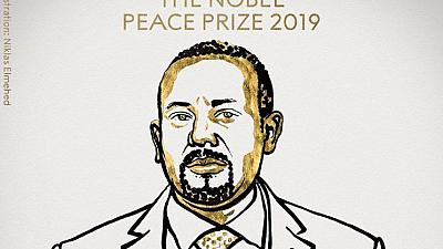 African leaders congratulate Ethiopia PM after Nobel Peace Prize win