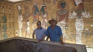 Égypte : découverte de sites archéologiques