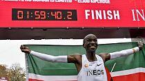 Eliud Kipchoge : l'ascète du marathon