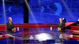 Tunisia treated to a live debate of the top two Presidential candidates in readiness for Sunday election rerun