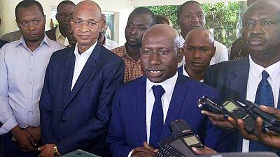 Guinée : interpellation de dirigeants du Front national pour la défense de la Constitution, selon l'opposition