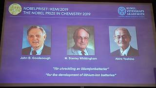 Nobel honors the scientists that have revolutionised mobile phones