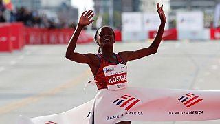 Marathon de Chicago : Brigid Kosgei dépoussière le record du monde de Paula Radcliffe