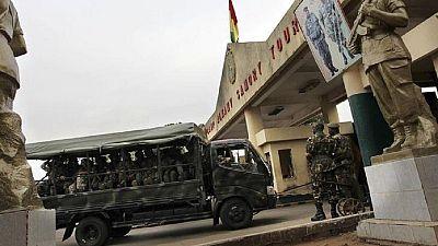 Guinée : les leaders de la société civile détenus dans un lieu secret (avocat)