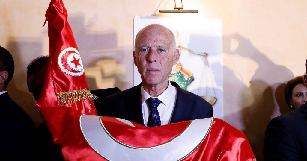 Tunisia's Kais Saied wins presidential election runoff- State media