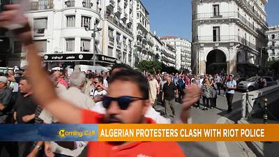 Algerians protest against proposed energy law [Morning Call]