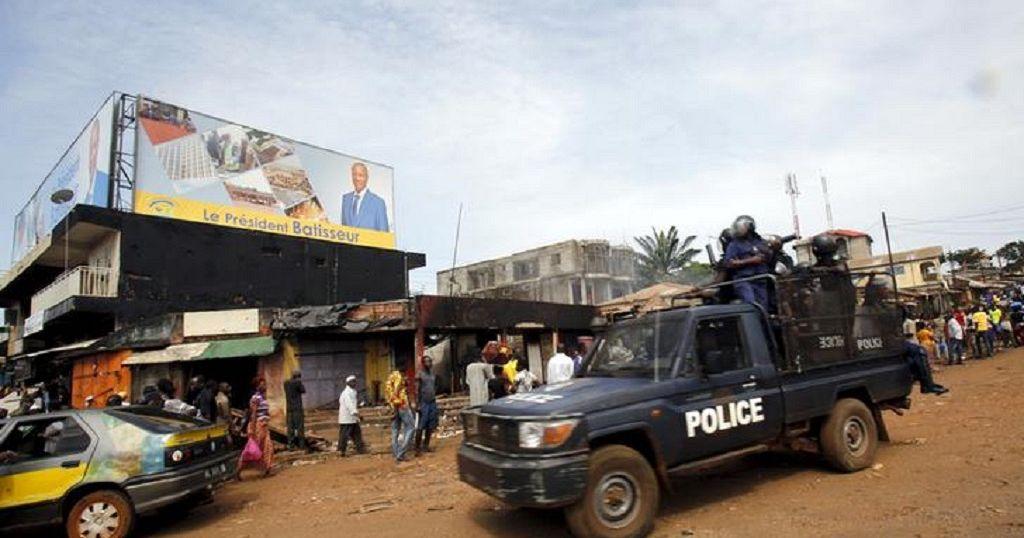 Guinée : les forces de l'ordre dispersent des rassemblements à Conakry