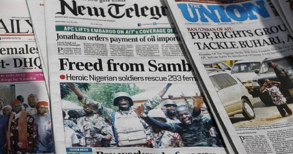 """Nigeria : Amnesty International dénonce un """"climat de peur"""" au sein des medias"""
