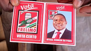 Mozambicans hope for peaceful result as polls close