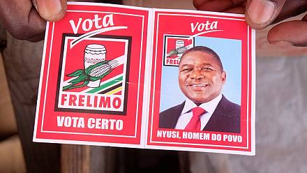 Mozambique polls: opposition accuses Nyusi's party of 'massive fraud'