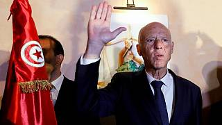 Tunisia's Kais Saied elected president (official)