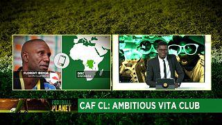 LDC CAF : l'AS Vita Club n'a pas peur des champions