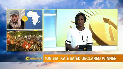 The challenge ahead for Tunisia's incoming leader [Morning Call]