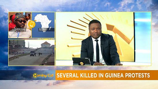 Guinée : violences mortelles à Conakry [Morning Call]