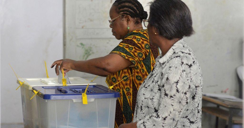Mozambique : les électeurs aux urnes