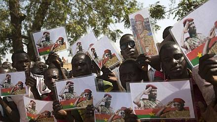 Burkina : des sympathisants de Sankara appellent à un hommage national chaque année