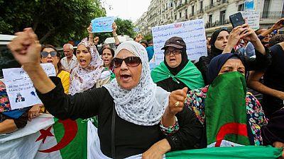 Algérie : bloqués la semaine passée, les étudiants manifestent à Alger