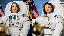 All set for first all-female spacewalk: NASA