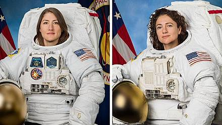 All set for first all-female spacewalk: NASA