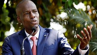 Haitian president says he'll not resign
