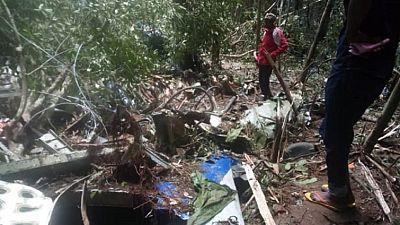 Crash en RDC : 3 corps placés à la morgue de la MONUSCO