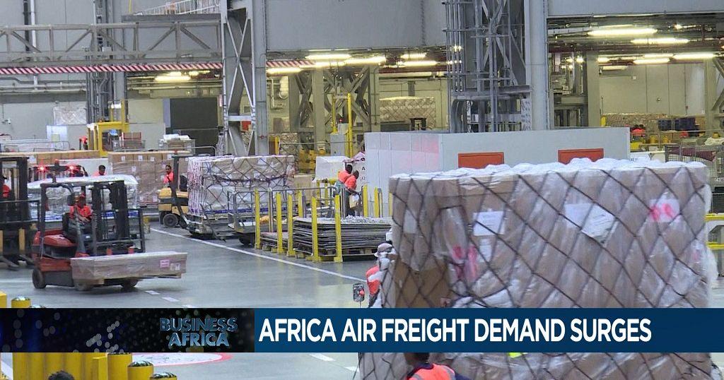 Africa air freight demand surges [Business Africa]