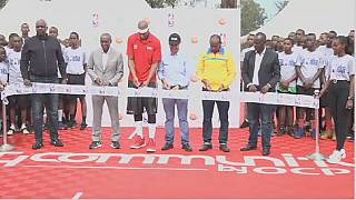 NBA opens new facility in Rwanda