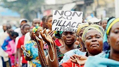 RDC : la marche anti-corruption renvoyée à lundi