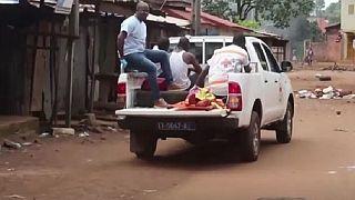 Crise politique en Guinée : au moins 9 morts dans des heurts