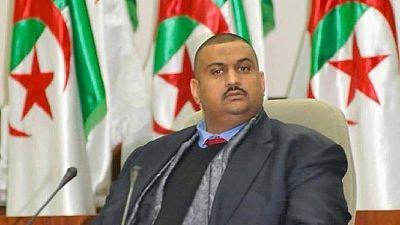 Algerian MP detained for money laundering