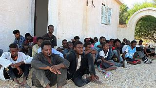Libya: African migrants bribe their way into detention centres-UNHCR