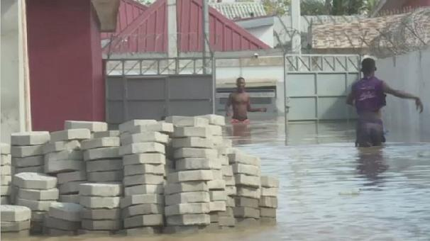 Heavy rains trigger floods in Ivory Coast