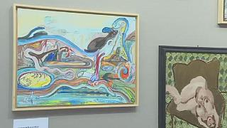 ''Outsider'' arts fair hits Paris