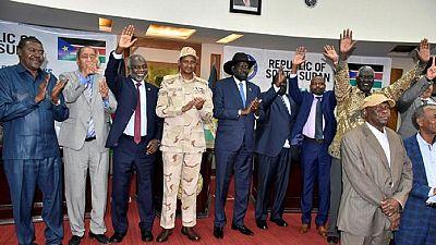 Soudan: reprise des pourparlers de paix