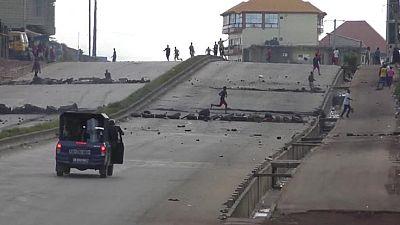 Guinée : le parquet requiert 5 ans de prison ferme contre les initiateurs de la contestation