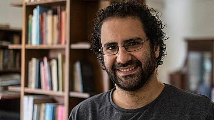 UN urges Egypt to release detained blogger
