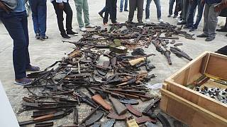 Congo : Bazzaville s'engage dans la lutte contre la prolifération des armes