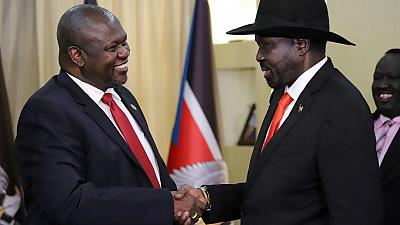 South Sudan's Riek Machar says he's likely out of unity gov't deal