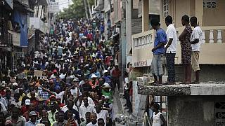 Haitians pile pressure on President Moïse to resign