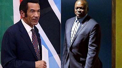 """Tout savoir sur les élections """"serrées"""" du Botswana"""